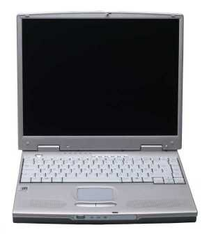 Standard Screen XGA Laptop Display